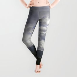 After the storm II - on the road Leggings