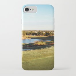 A Golfer's Paradise iPhone Case