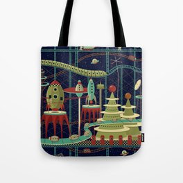 Fantastic Launch Station Tote Bag