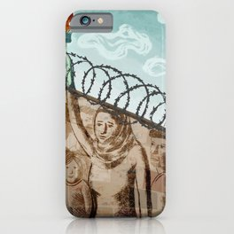 Immigration iPhone Case