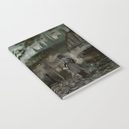 City of Yharnam Notebook