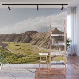 Badland Morning Wall Mural