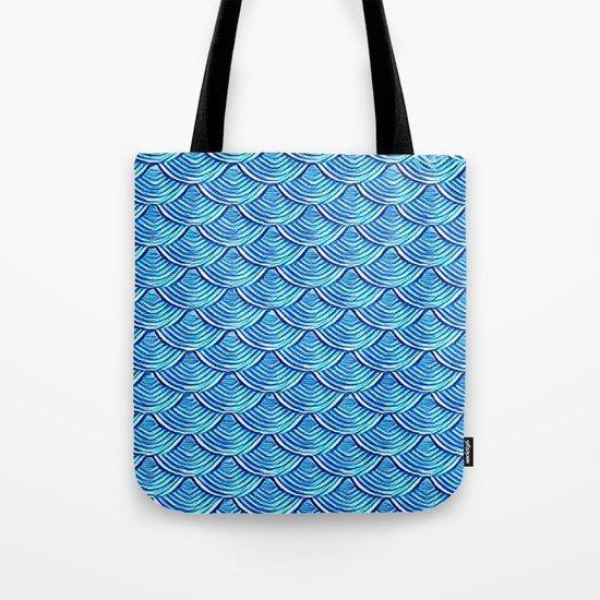 Sky Fish Tote Bag