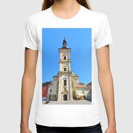 Cluj Napoca old church T-shirt