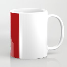 PORTRAIT OF A LADY EXPOSING HER TITS Coffee Mug