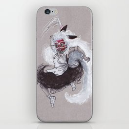 Mononoke Hime iPhone Skin