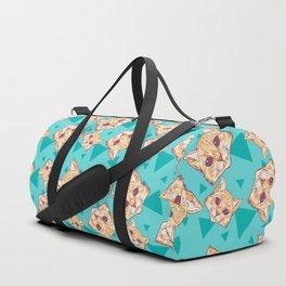 Aww Kitties Color pattern Duffle Bag