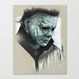 Halloween (2018) Canvas Print