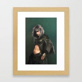 C0rium Framed Art Print