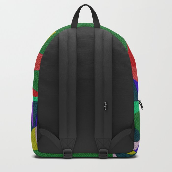 My Psychedelic God Maia Backpack
