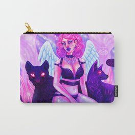 Joli, Angel of Creatures Carry-All Pouch