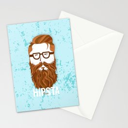 Hipsta Please Stationery Cards