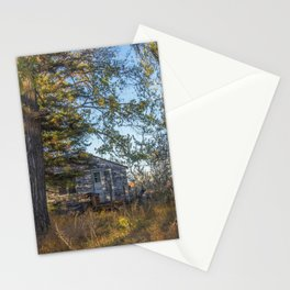 Abandoned House, Chaseley, North Dakota 1 Stationery Cards
