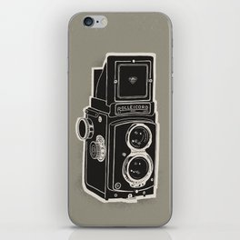 Rolleicord iPhone Skin