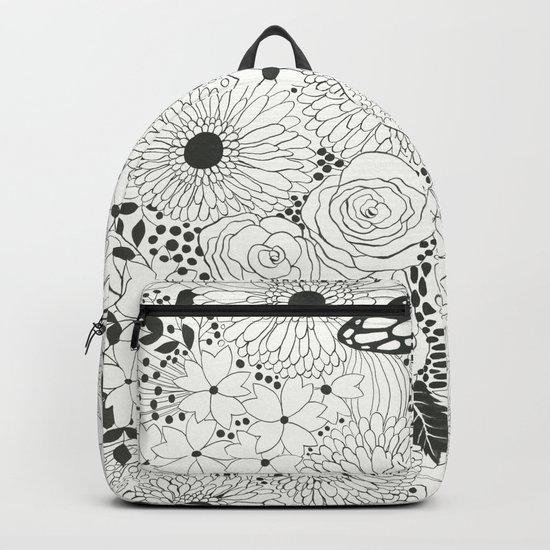 Monarch garden Backpack