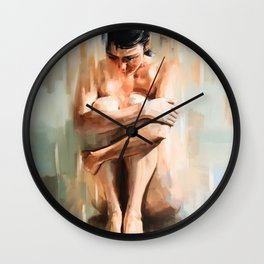 Personal Space Wall Clock