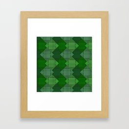 Op Art 102 Framed Art Print
