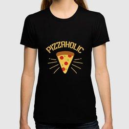 Pizza Pizzas Margarita Calzone Italy T-shirt