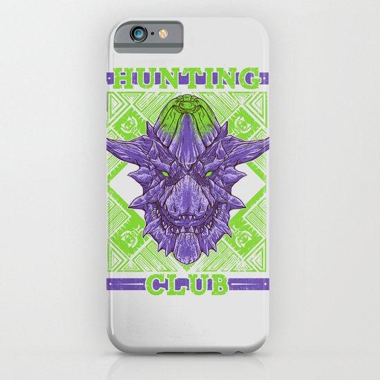 Hunting Club: Brachydios iPhone & iPod Case