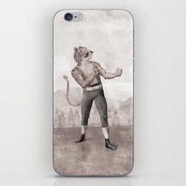 Champ iPhone Skin