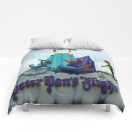 Peter Pan's Flight Comforters