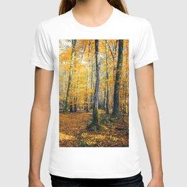 Yellow Trees T-shirt