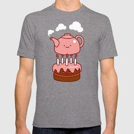 tea with cake T-shirt