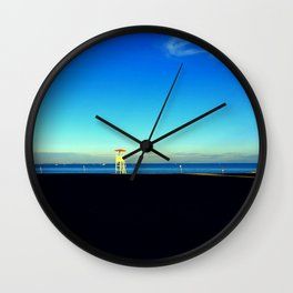 Serendipity II Wall Clock