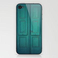 The Door is Always Closed iPhone & iPod Skin
