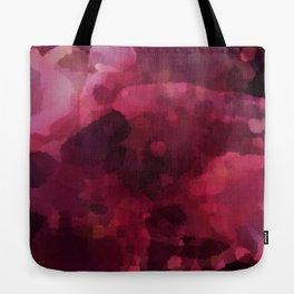 Spilled Wine Tote Bag