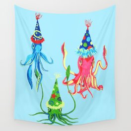 Party Squad Wall Tapestry