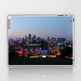 Kansas City Night Laptop & iPad Skin
