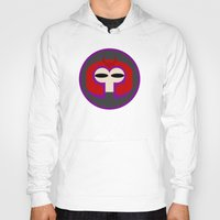 magneto Hoodies featuring Magneto by Oblivion Creative