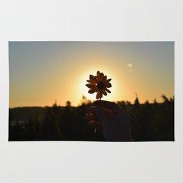 Summer Sunsets Rug