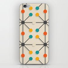 Midcentury Pattern 02 iPhone & iPod Skin