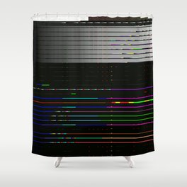 Screensourcing Shower Curtain