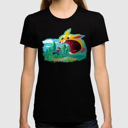 Mana: Rabite Attack! T-shirt