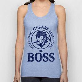 Big Boss Cigars Unisex Tank Top