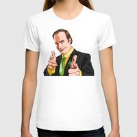 better call saul T-shirts featuring Better Call Saul by Ryan Ketley
