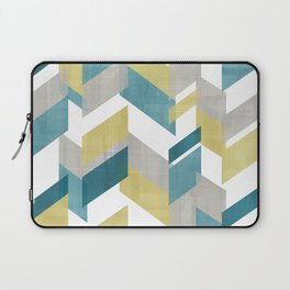 Bright geometrical pattern Laptop Sleeve