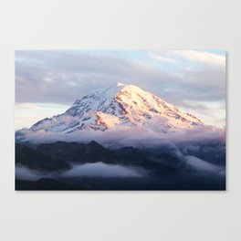 Marvelous Mount Rainier 2 Canvas Print