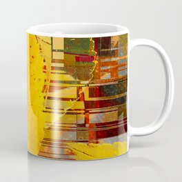 fallin' into digital Coffee Mug