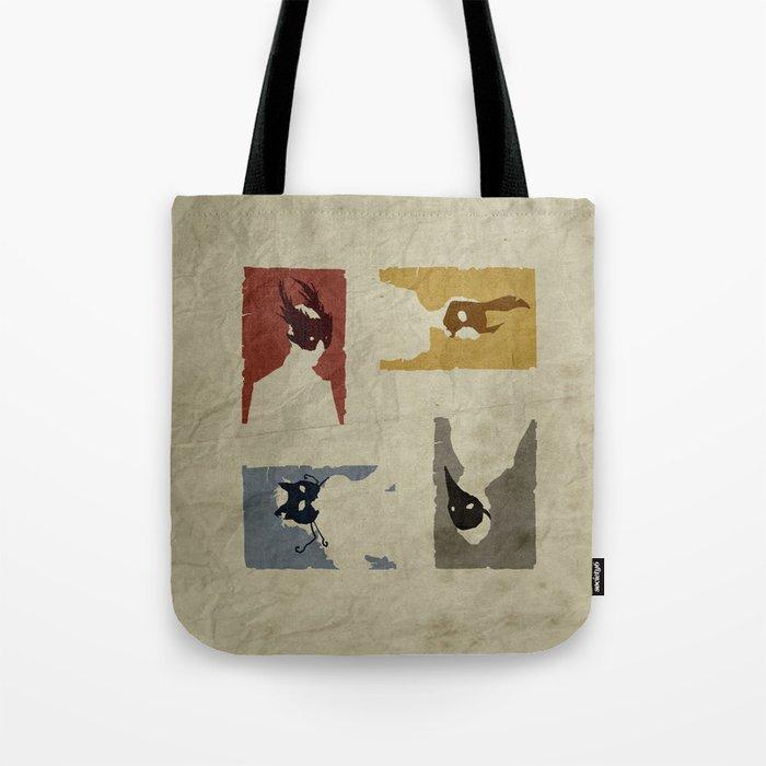 Bioshock - Citizens of Rapture Tote Bag