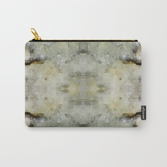 Abstract marble pattern Carry-All Pouch
