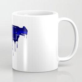 Melting Gun Coffee Mug