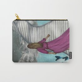 THE STAIRS Faith Art Carry-All Pouch