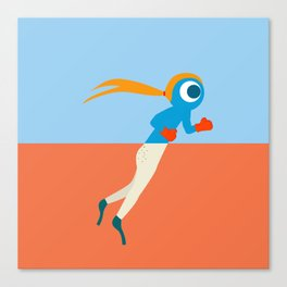 Pantless Project / PUNCHY Canvas Print