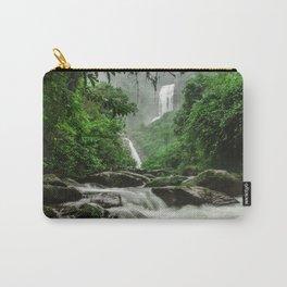 Deer Waterfall -  Bocaina - Brazil Carry-All Pouch
