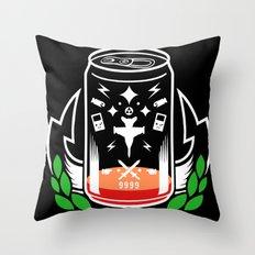 X-POTION Throw Pillow