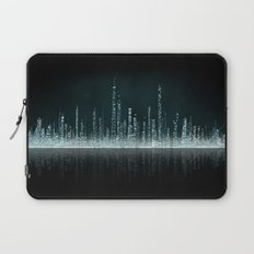 TRON CITY Laptop Sleeve